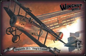 WINGNUT WINGS 32076 - 1:32 Sopwith 2F.1 Ships Camel
