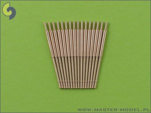 MASTER SM-350-003 - 1:350 German 10,5cm (4.1in) SKC/33 barrels - early type (16pcs)