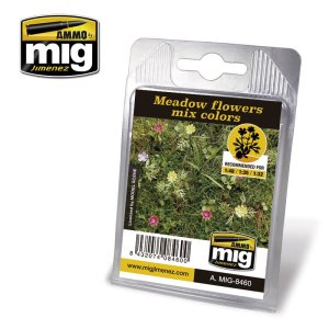AMMO MIG 8460 - Meadow Flowers Mix Colors