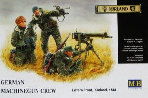MASTER BOX 3526 - 1:35 German Machine-Gunners, Eastern front 1944