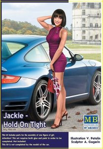 MASTER BOX 24022 - 1:24 Jackie - Hold on Tight
