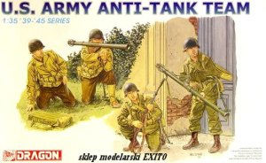 DRAGON 6149 - 1:35 U.S. Army Anti-Tank Team