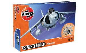 AIRFIX J6009 - Harrier - Quick Build