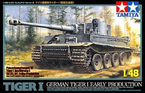 TAMIYA 32504 - 1:48 Tiger I - Early Production