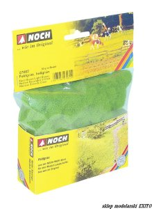 NOCH 07082 - Field Grass light green 30 g ( 5 mm )