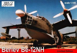 AMODEL 143802 - 1:144 Beriev Be-12 NH