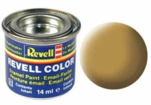 REVELL 16 - Matt Sandy Yellow 14 ml