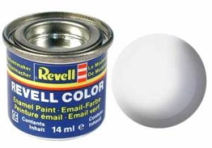 REVELL 05 - Matt White 14 ml