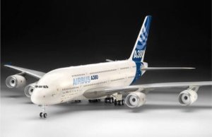 REVELL 04218 - 1:144 Airbus A-380 FF