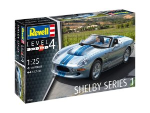 REVELL 07039 - 1:25 Shelby Series 1