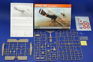EDUARD 8196 - 1:48 SPAD XIII late version