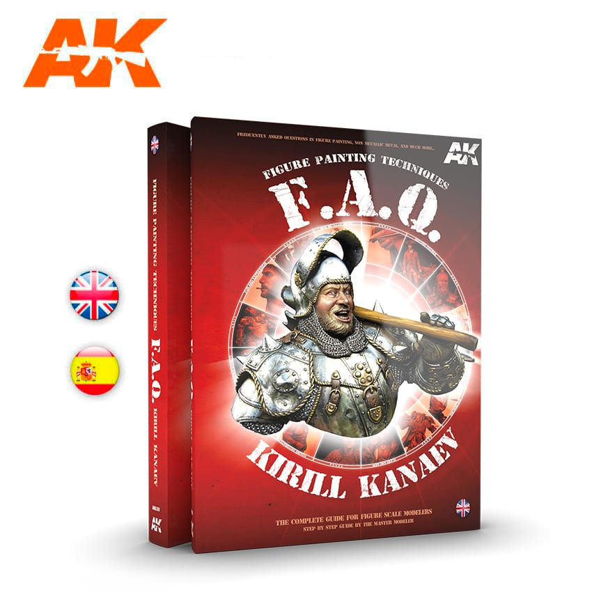 New arrivals: AK Interactive modeling solutions, 502 Abteilung and new Hobby 2000 model kits